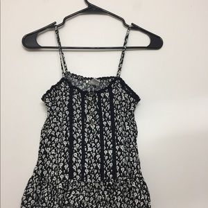 3/$30 Forever 21 Floral Camisole Sz S